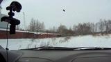 Lexus RX 300 после Рено Дастер, тест-драйв зимой ч.3.