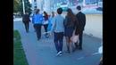 С помощью белой трости останавливали водителей пешеходы в Армавире