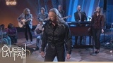 Trace Adkins Performs 'Carol of the Drum' on The Queen Latifah Show