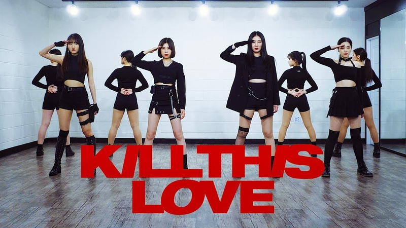 BLACKPINK 블랙핑크 KILL THIS LOVE (킬디스러브) | 커버댄스 DANCE COVER (FULL)