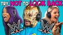 SB_Group  WWE Superstars React To Try Not To Look Back Challenge