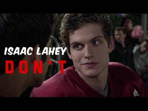 Isaac Lahey » Don't