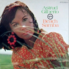Astrud Gilberto альбом Beach Samba
