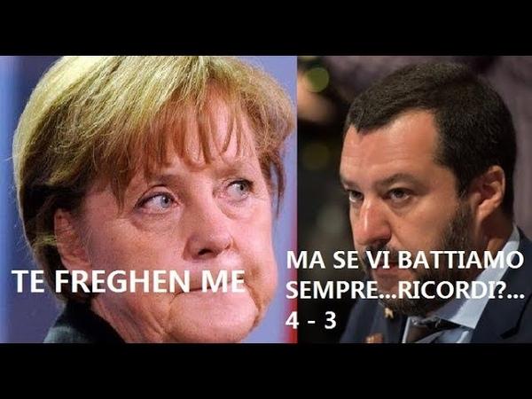 Migranti accordo Germania Italia patto Seehofer Salvini per scambio profughi a somma zero