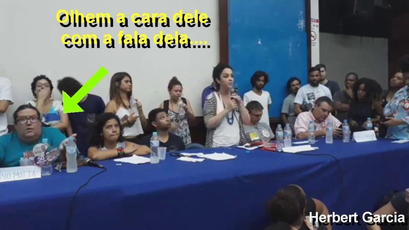 Marcia Tiburi é vaiada por dizer que os eleitores do Ciro devem apoiar Bolsonaro