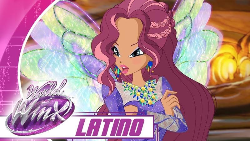 World of Winx | Latino America - Temporada 2 Ep.7 Una flor en la nieve (Clip 2)