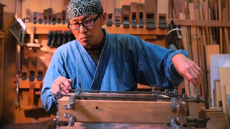 手技TEWAZA「京指物」kyo-sahimono joinery