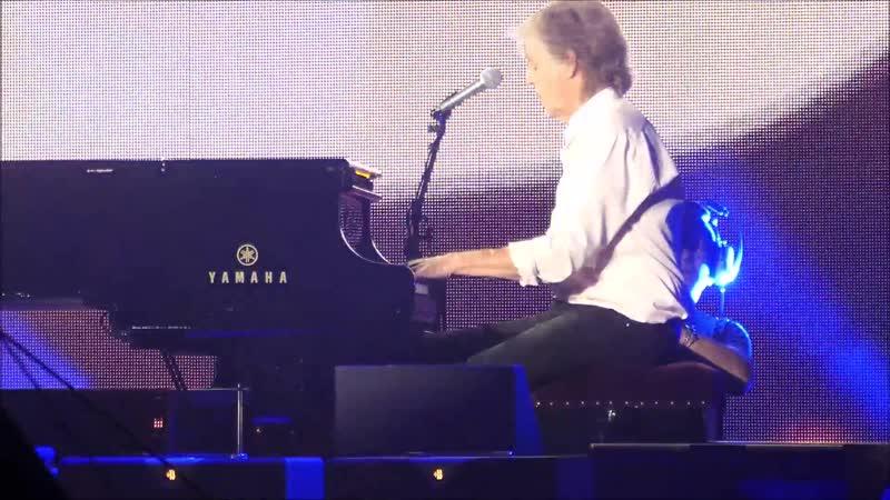 Paul McCartney - Let It Be (12_⁄12_⁄18 Liverpool)