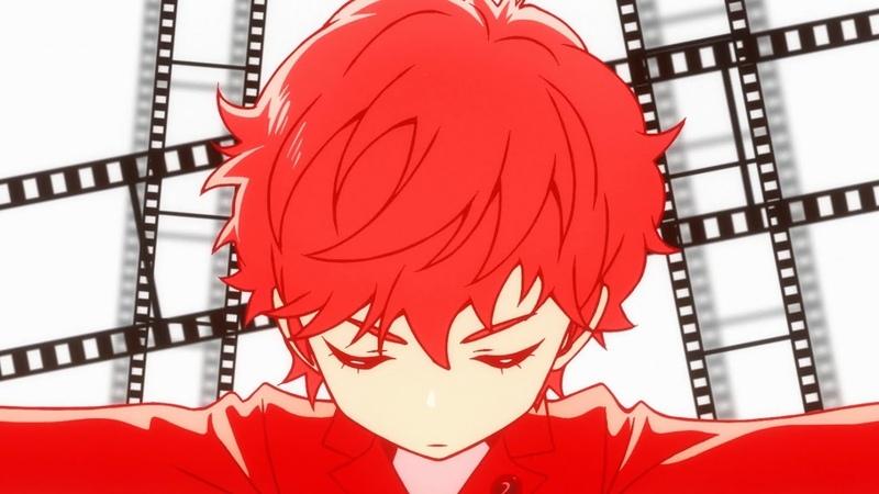 11 29発売 ペルソナQ2 ニュー シネマ ラビリンス オープニングアニメ
