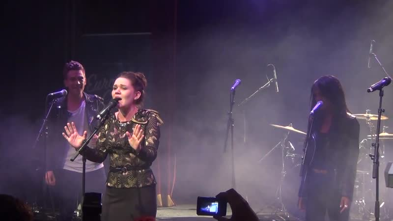 ESCKAZ live in Malmö- Dina Garipova (Russia) - What If (at OGAE party)