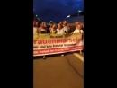 Chemnitz - Demonstration 27.08.2018 - Leyla Bilge (AfD) - Live beim Demo-Marsch - Frauenmarsch Kandel