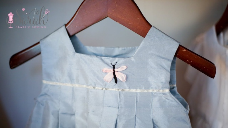 How to hand embroider a silk ribbon butterfly | Sewing Tutorial