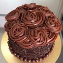Самый шоколадный торт( )