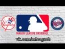 New York Yankees vs Minnesota Twins | 11.09.2018 | AL | MLB 2018 (2/3)