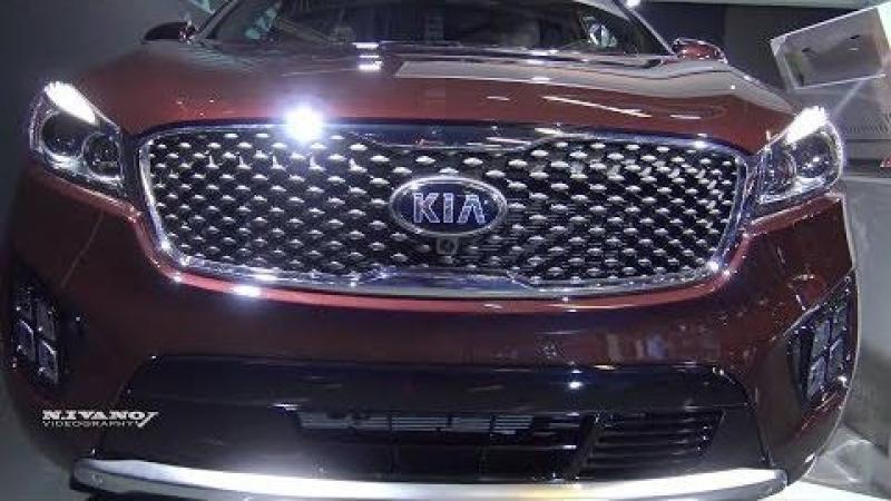 2019 KIA Sorento SXL - Exterior And Interior Walkaround