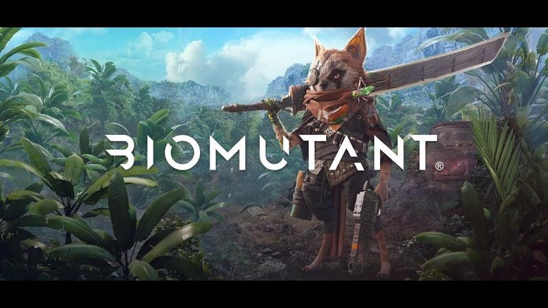 Biomutant Gamescom 2018 Biohazard Gameplay геймплейный трейлер