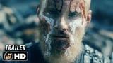 VIKINGS Mid-Season 5 Official Teaser Trailer (HD) Alexander Ludwig Action Series