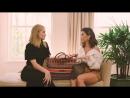 Rosie Huntington Whiteley looks inside Camila Coelhos makeup bag