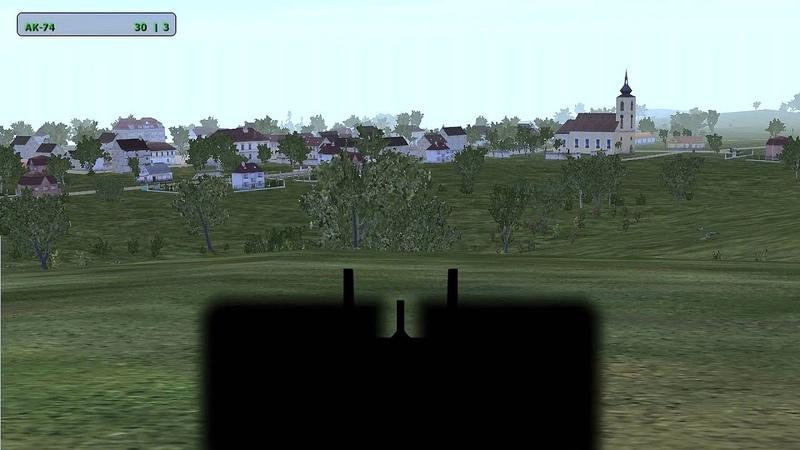 Operation Flashpoint: Resistance - прохождение - миссия 16 - Охота » Freewka.com - Смотреть онлайн в хорощем качестве