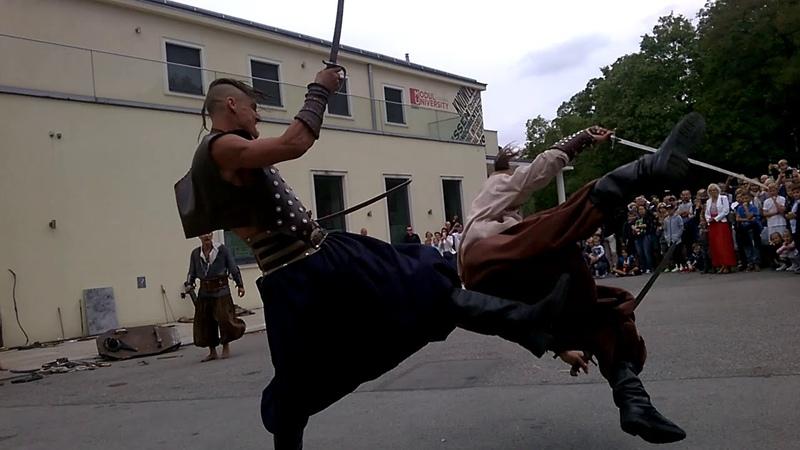Українські козаки у Відні