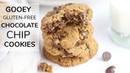THE BEST CHOCOLATE CHIP COOKIES gluten free chocolate chip cookies recipe