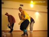 Он-лайн урок Hip Hop New Style Алексей Simba &amp T1