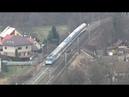 Vlaky Ústí u Vsetína ( Matěj 433.002) 1.12.2018