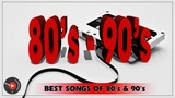 Greatest Hits of The 80s and 90s - Best Songs Of 1980s and 1990s