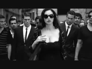 MARTINI GOLD by DOLCE&GABBANA commercial, starring MONICA BELLUCCI
