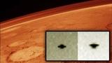 UFO Obove Mars-ZVĚDAVOST záběry exponované-NASA coverup