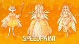 Bees (speedpaint)