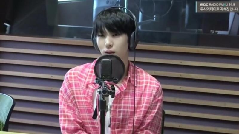 "180816 VIXX LEO @ MBC FM4U Ji Sukjin's 2 O'clock Date"""