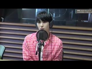 "|180816| VIXX LEO @  MBC FM4U ""Ji Sukjin's 2 O'clock Date"""