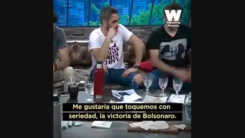 Bolsonaro va socialismo