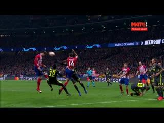 «Атлетико» – «Ювентус». 1:0. Хосе Мария Хименес