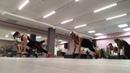 Силовая часть тренировки Interval Workout SFC