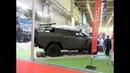 Украинский бронеавтомобиль Новатор – охотник за танками