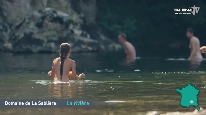 Naturisme-TV.com - (extrait) Domaine naturiste de La Sablière - pour un naturisme parfait