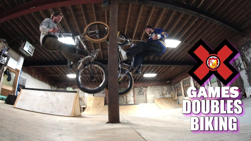 Charlie C and Badmatty - Xgames Park Doubles (3019)