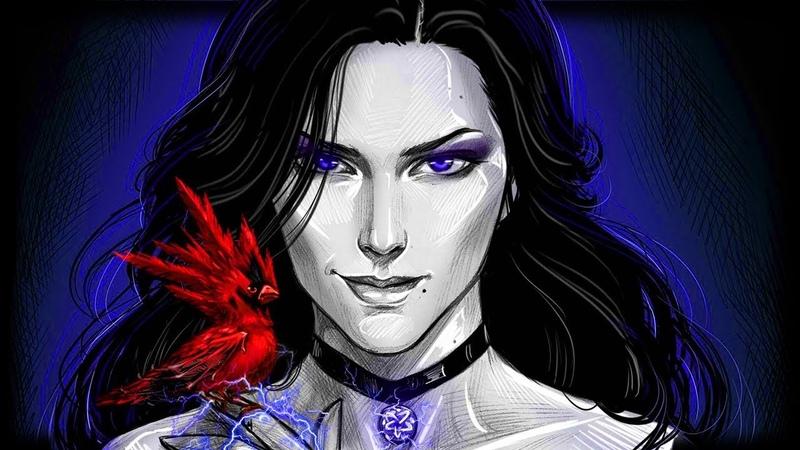 Йеннифэр из Венгерберга The Witcher Lore Лор Ведьмака