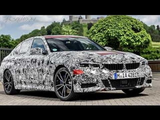 2019 bmw 3 series sedan – green hell endurance test and spy shots
