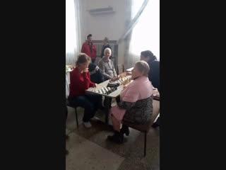 Лично-командное первенство по шахматам Нытвенского района часть 2 ( не последняя)