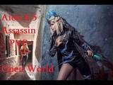 Aion 6.5 KR Assassin 80 lvl PVP Open World + Bonus