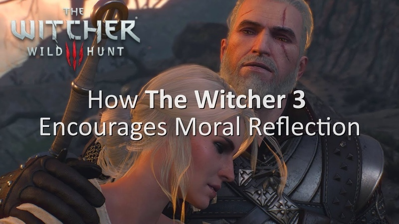 Virtual Empathy – How The Witcher 3 Encourages Moral Reflection