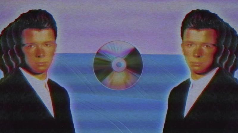 Never Gonna Give You Up - Vaporwave