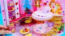 DIY Miniature Dollhouse Room ~ Belle (Beauty and the Beast) Room Decor, Backpack 19