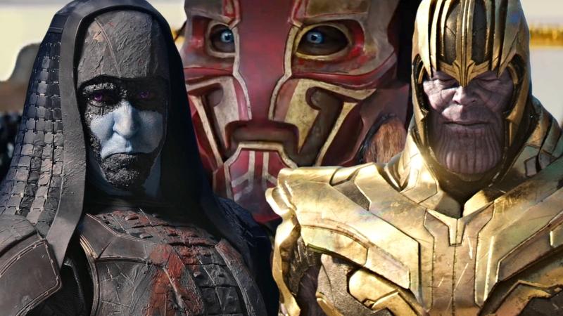 Все суперзлодеи кинематографической вселенной Marvel