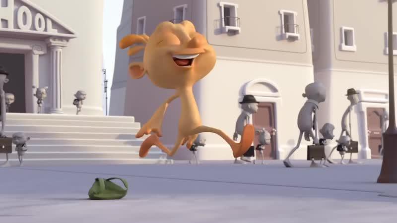 Короткометражный мультфильм о творчестве. Смотреть всем обязательно!✨