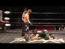 Manabu Hara, Jun Masaoka, Akiyori Takizawa vs. Takumi Tsukamoto, Yasu Urano, Takato Nakano (BASARA - Vajra 79 ~ Utage)