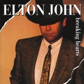 Elton John альбом Breaking Hearts